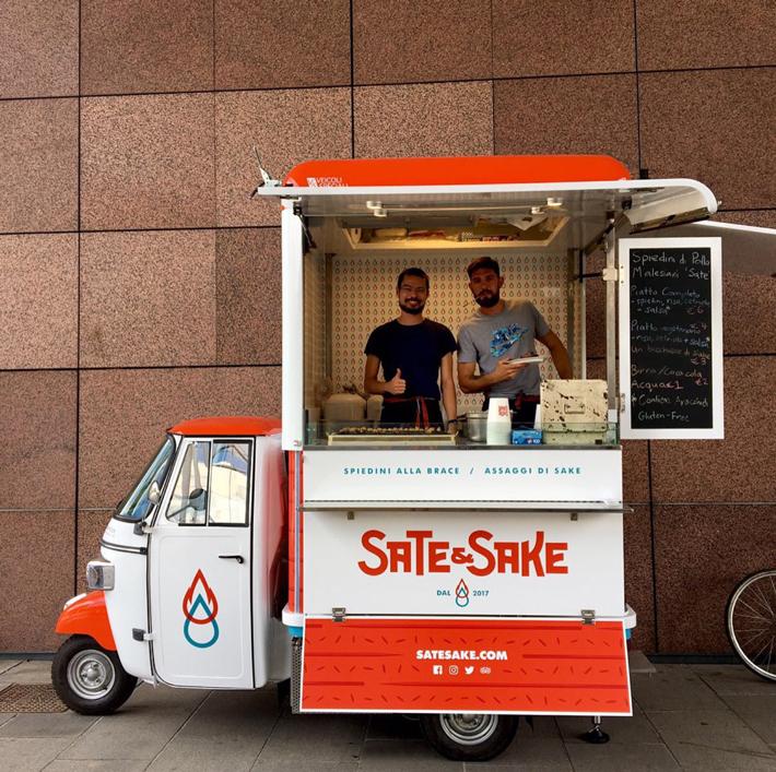 Food Truck Sate&Sake