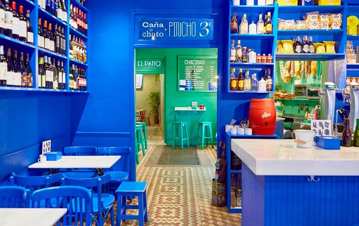 Bares y restaurantes baratos Madrid La-colmada