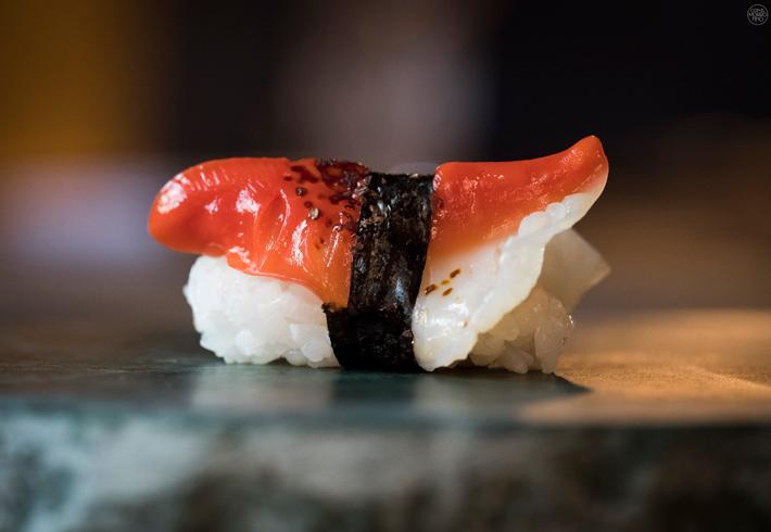 El mejor sushi de Madrid Gaman