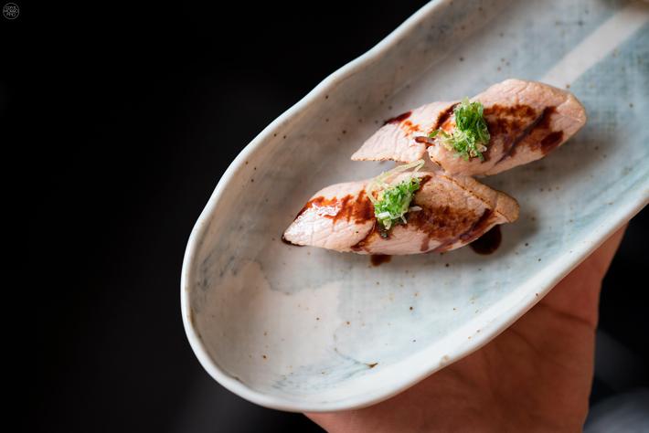 El mejor sushi de Madrid Ikigai