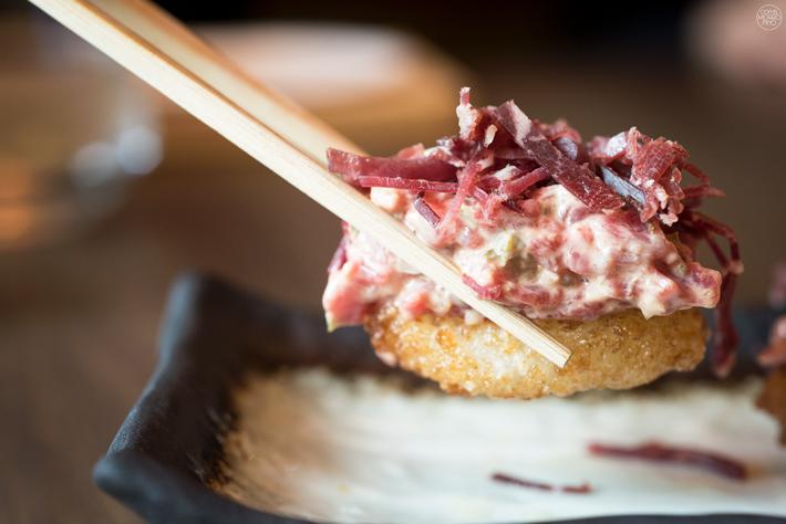 El mejor sushi de Madrid Umo