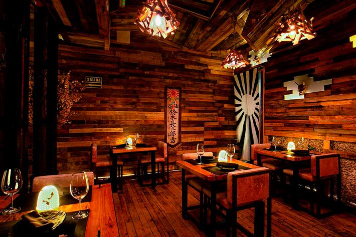 El mejor sushi de Madrid Yugo The Bunker