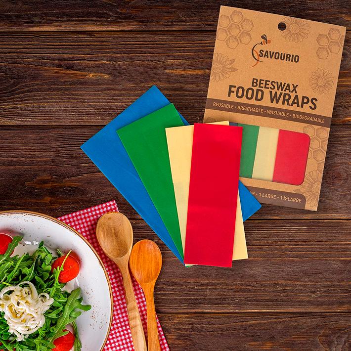 utensilios de cocina para el verano envoltorios reutilizables para alimentos