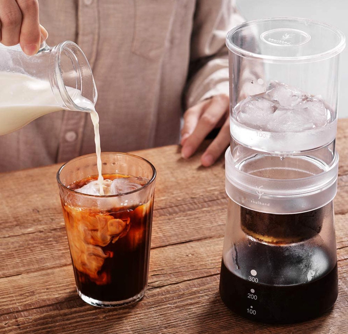 utensilios de cocina para el verano maquina de cafe frio Coldbrew