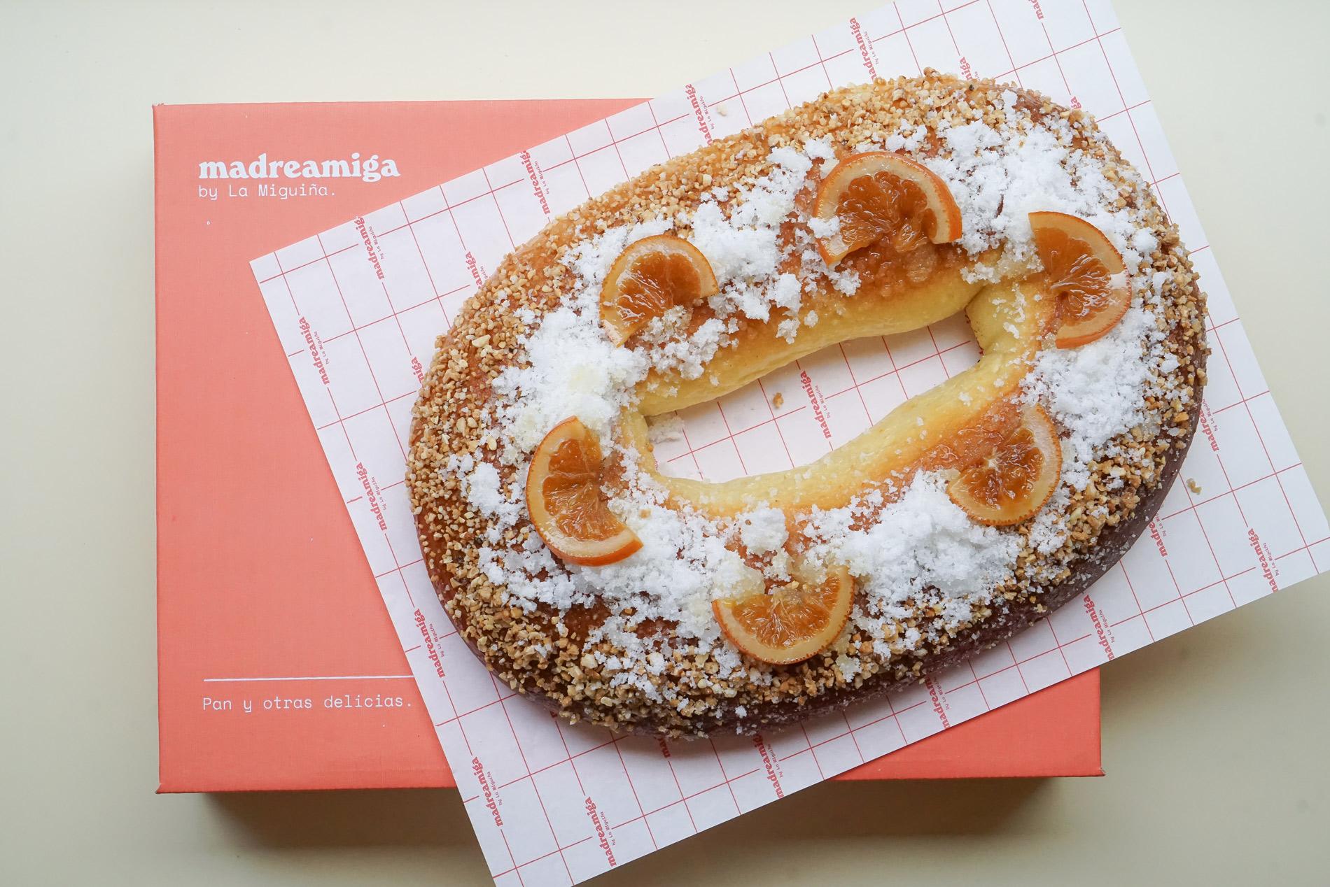 Los 10 mejores roscones de Reyes que puedes comer en Madrid