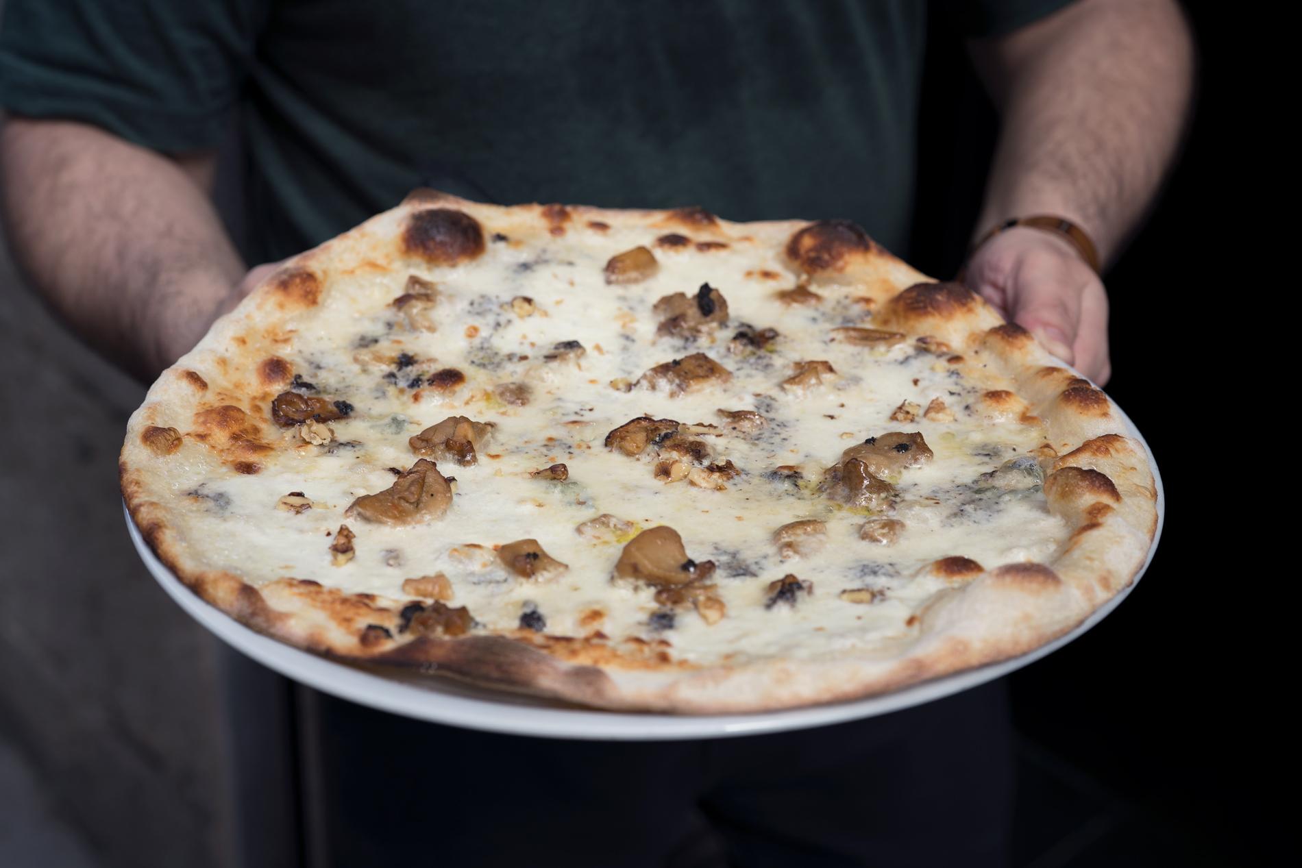 Brew Wild Pizza Bar, gran combo entre pizzas y cervezas artesanas