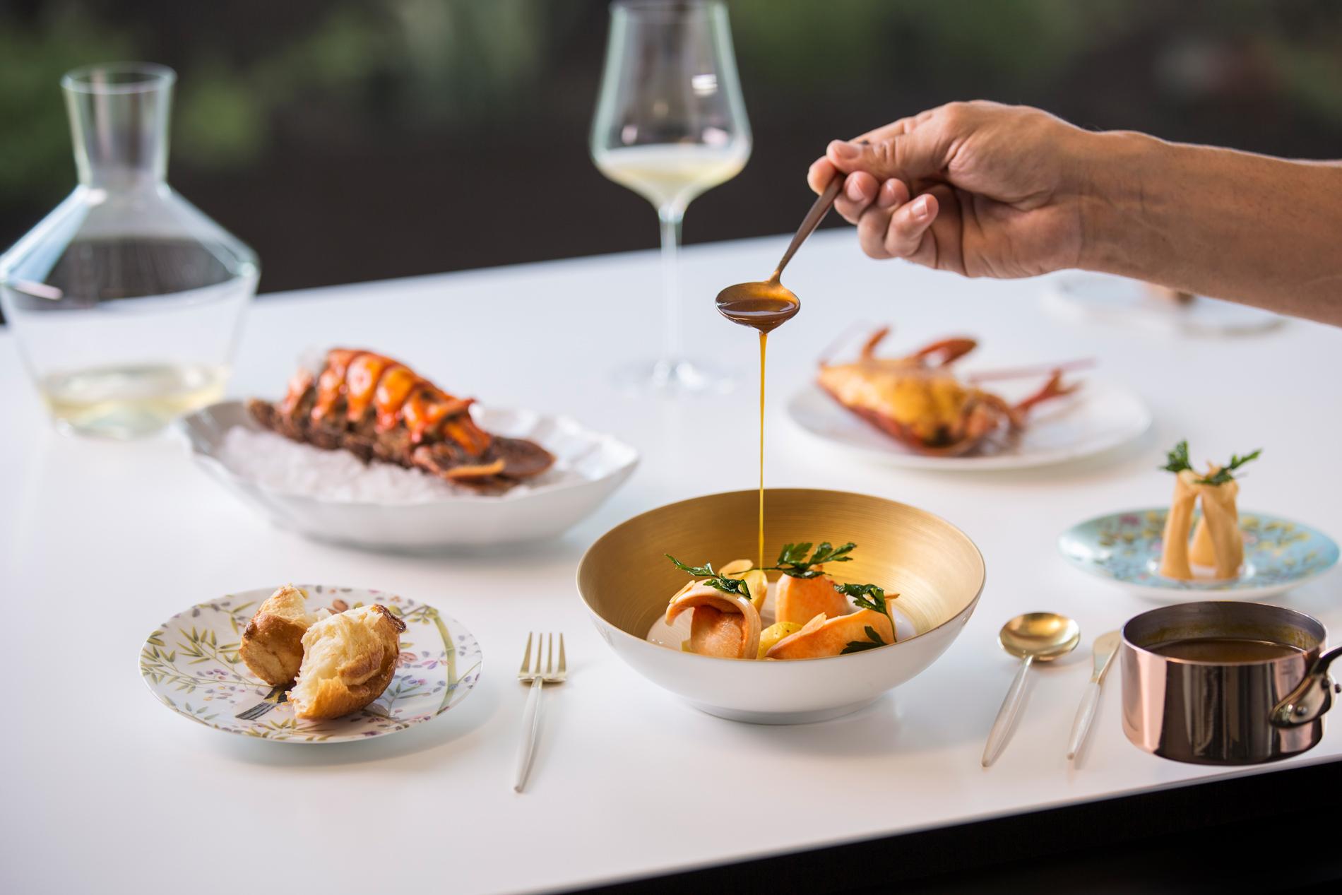 Agenda gastronómica de Madrid (del 15 al 21 de abril)