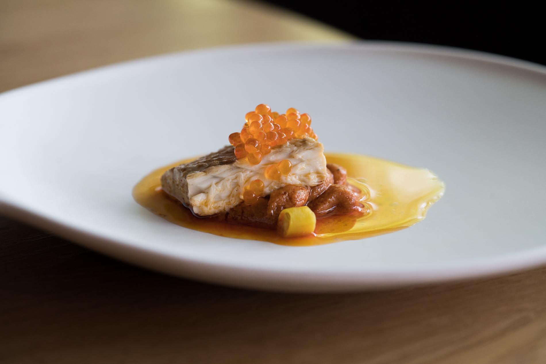 Èter, gran menú degustación a imbatible relación calidad-precio