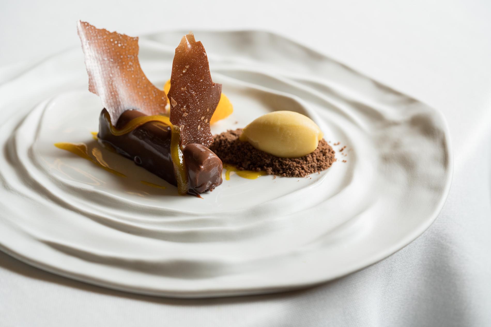 A´Barra, nuevos (y espectaculares) platos con Esencia Joselito