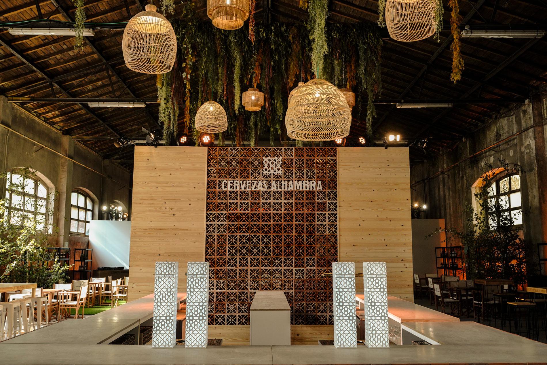 Jardín Cervezas Alhambra, el mejor plan de este otoño en Madrid
