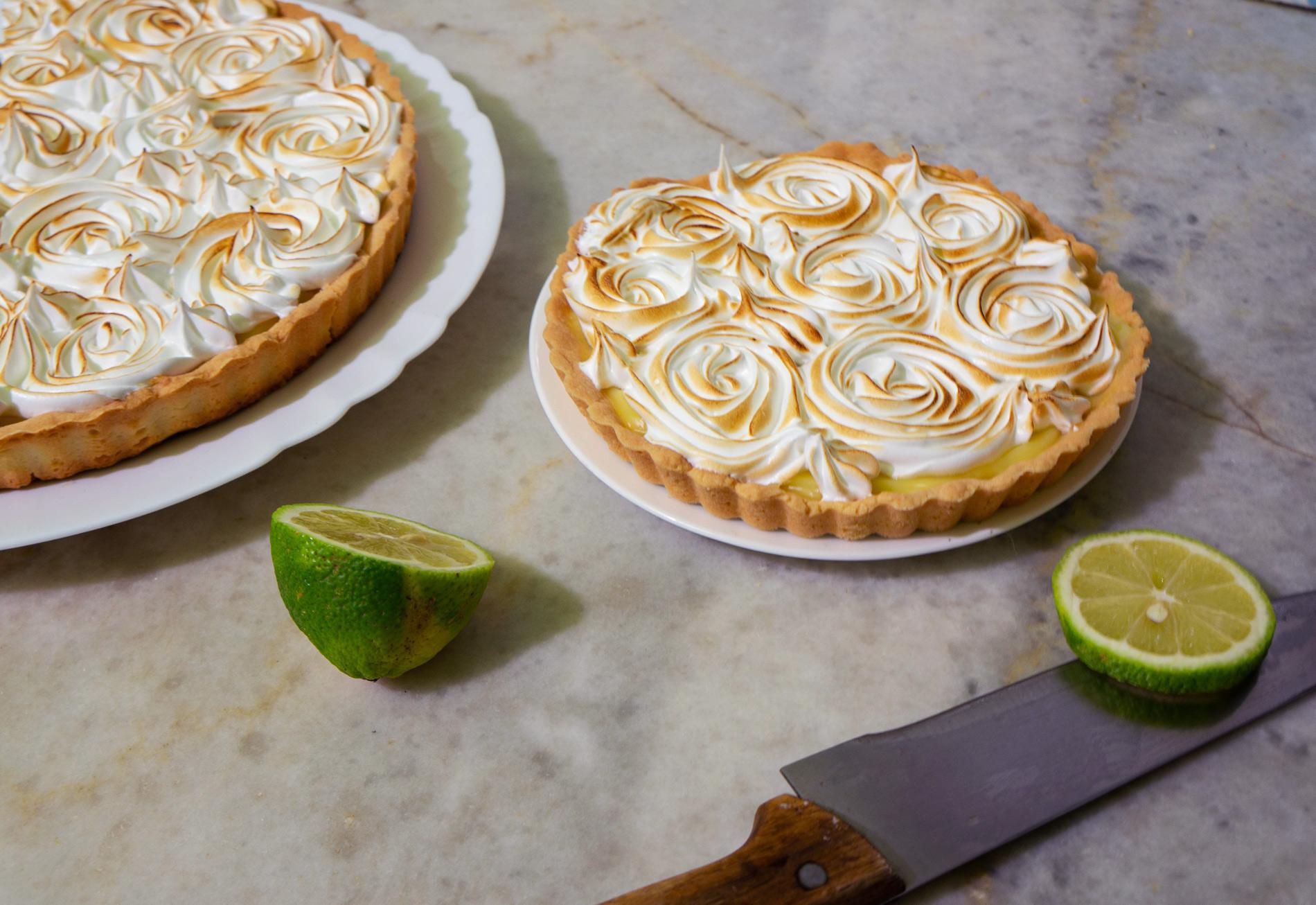 12 tartas de limón (y un helado), que te harán perder el sentido