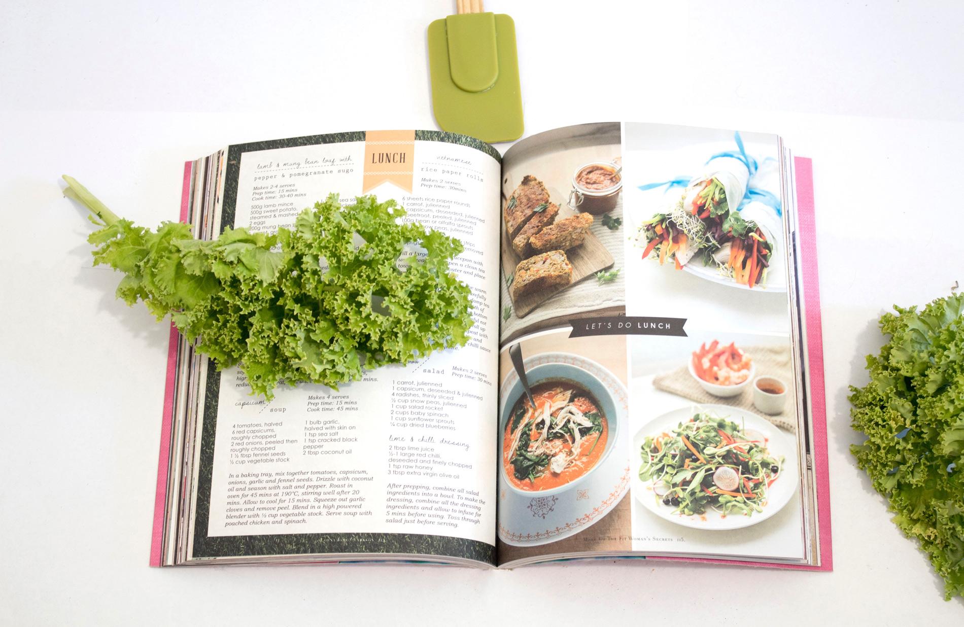 10 libros de cocina saludable que deberías tener en casa